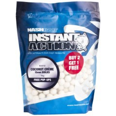 Instant Action Boilies Coconut Cream