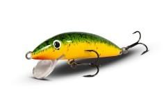 Affondante 3,5 cm giallo verde