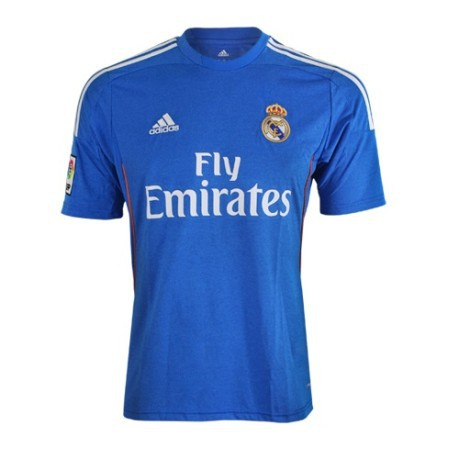 the best attitude a53ad e91dc The Second Shirt Real Madrid 2014
