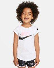 T-Shirt Bambina Futura Mini Monogram