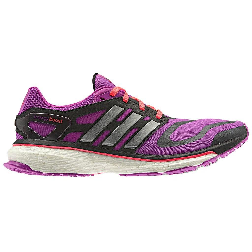 best website af387 28c90 Ladies running shoes Energy Boost colore Pink - Adidas - SportIT.com