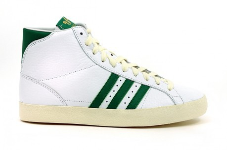 new concept 6dad9 cc182 Shoes man Basketball Profit colore White Green - Adidas - SportIT.com