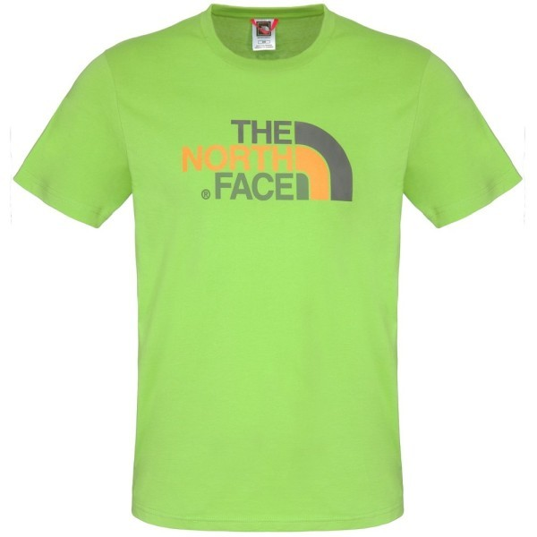 t shirt uomo easy tee colore verde north face. Black Bedroom Furniture Sets. Home Design Ideas
