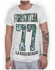 T-shirt uomo Formentera 77