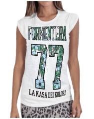 T-shirt donna Formentera 77