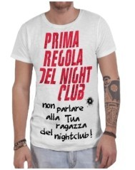 T-shirt uomo Night Club