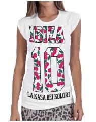 T-shirt donna Ibiza 10