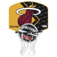 Canestro miniball Miami Heat