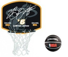 Canestro miniball Lebron James