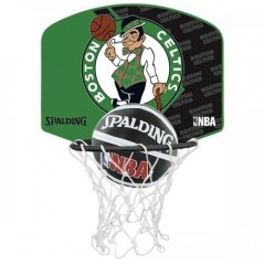 Canestro miniball Boston Celtics