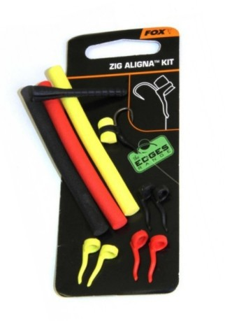 EDGES Zig Aligna - Kit (red/yellow/black)
