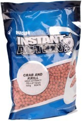 Instant Action Pellets Crab and Krill
