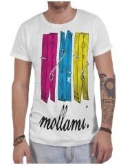 T-shirt uomo Mollami