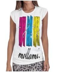 T-shirt donna Mollami