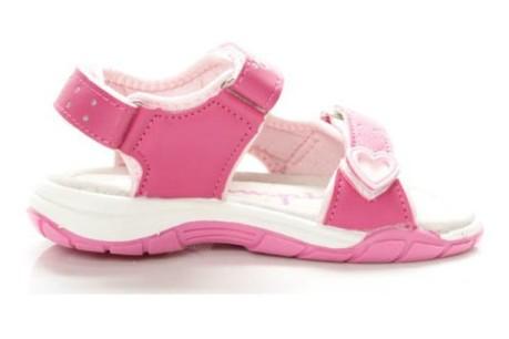 7f25ba6195724 Sandals girl Crush colore Pink - Champion - SportIT.com