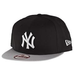 Cappellino visiera piatta New Era