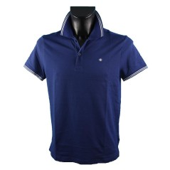 Polo uomo blu scuro