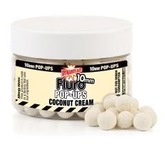 Coconut Cream Fluro Pop-Ups 10 mm