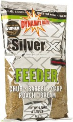 Silver X Feeder - Explosive