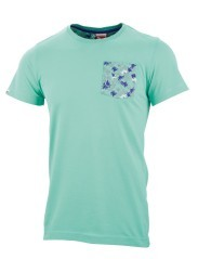 T-shirt uomo Floral Pocket