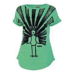 T-shirt donna Animal Graphic