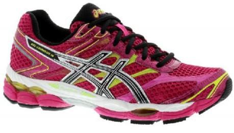 asics donna running pink