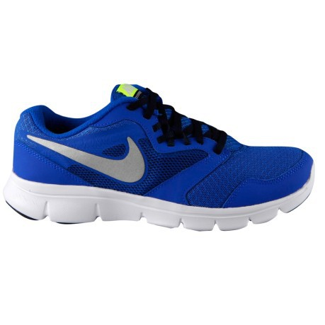 d3f47a263840 Flex experience 3 (GS) colore Blue White - Nike - SportIT.com