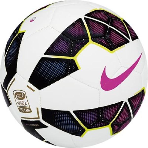 Ball Nike Strike Series A 2014 2015 Colore White Black Nike Sportit Com