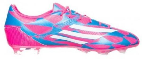 sports shoes 42174 66087 Botas de Fútbol Adidas F30 FG colore Rosa azul - Adidas - Sp