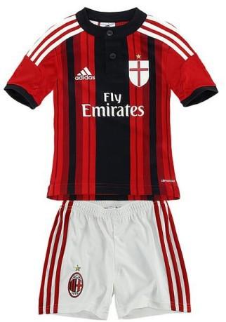 giacca AC Milan Bambino