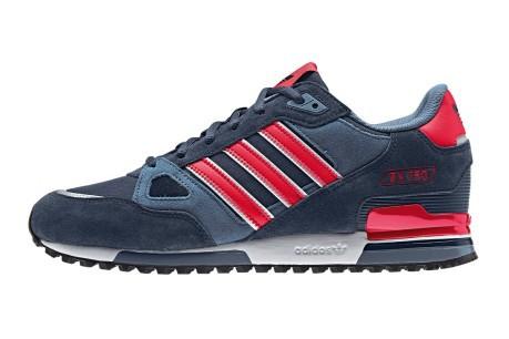 adidas scarpe da ginnastica scarpe uomo zx 750 dark blue