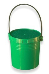 secchiello verde