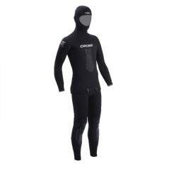 Wetsuit freediving 2 piece 5mm