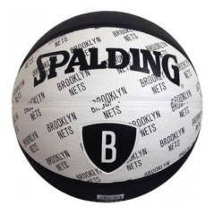 Pallone da basket dei Brooklyn Nets