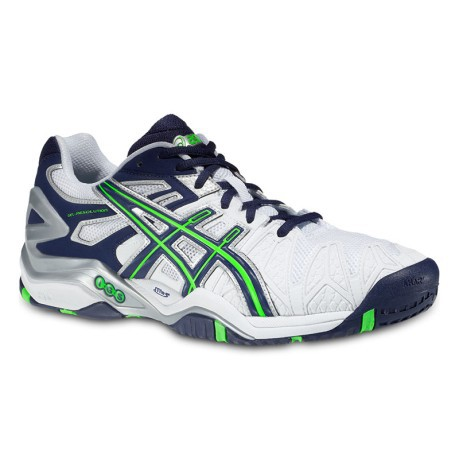 scarpe tennis asics gel resolution 5