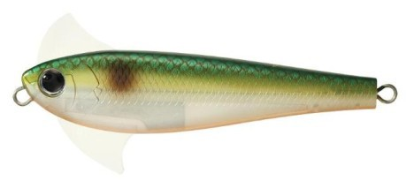 Waxwing Baby & Finesse Green Shad