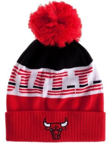 Men s hat Woolie Chicago Bulls colore Red - Adidas - SportIT.com 6d9aebe41ecb