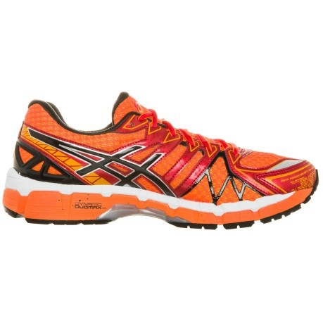 scarpe running asics calzata