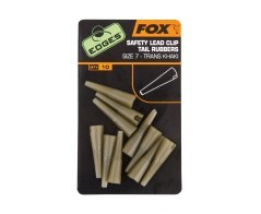 Fox Lead Clip Tail Rubbers