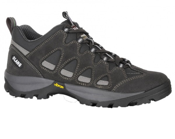 Colore Olang Chaussures Trekking Corvara Hommes Gris Faible De mw0vN8n