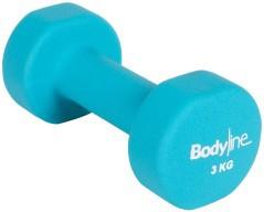 manubrio ghisa bodyline 3 kg