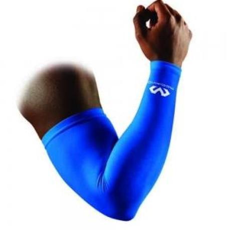 Scaldamuscolo Compression Arm Sleeve colore Blu - Mcdavid