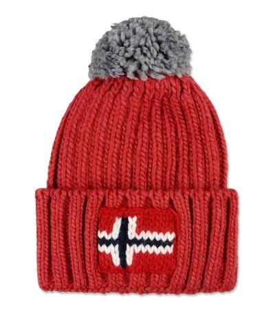Cappello uomo Semiury 14 colore Rosso - Napapijri - SportIT.com 34a11dca59f1