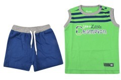 Complete child Sleeveless t-shirt