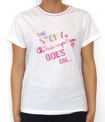 T-shirt bambina Authentic Girl