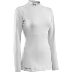 Maglia termica donna Coldgear Fitted Mock