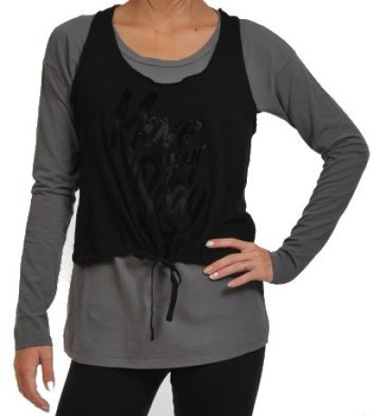 T-shirt donna Double