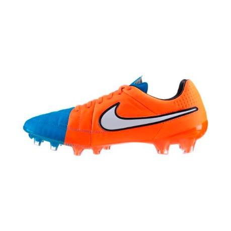 scarpe calcio nike azzurre