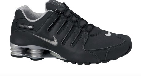 sports shoes 97ad3 329f5 Scarpa uomo Shox Nz EU colore Nero - Nike - SportIT.com