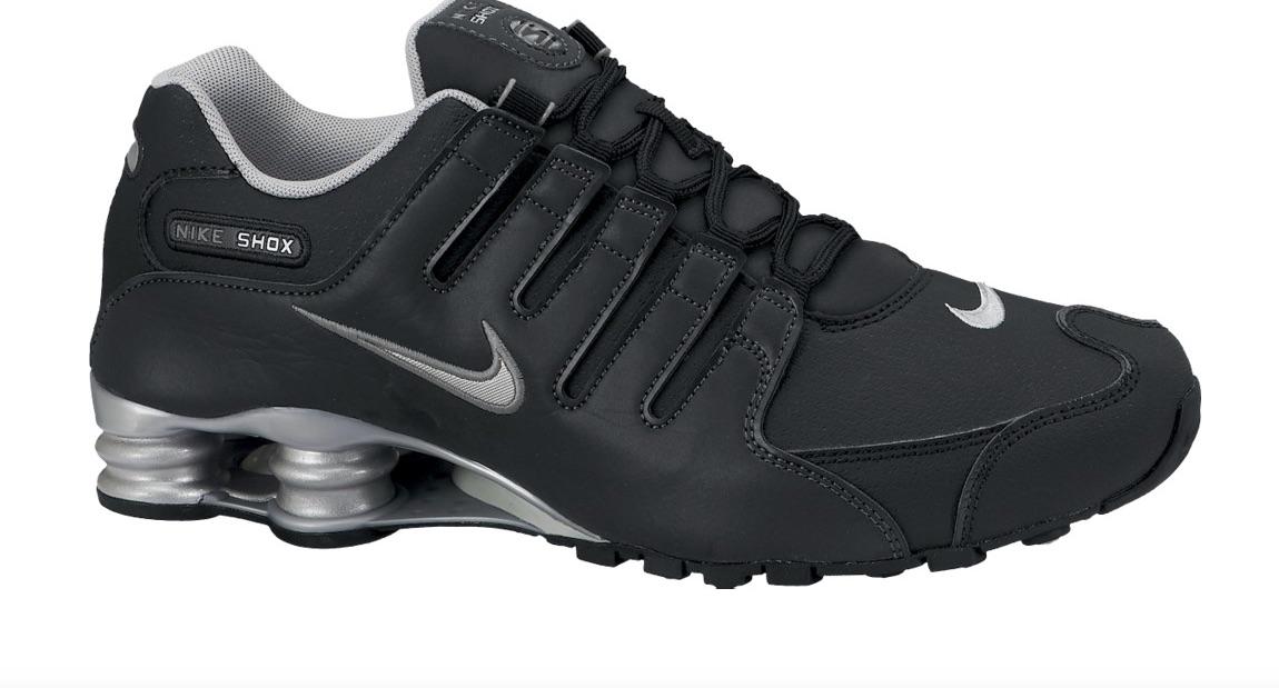 a361e238890 Schuh herren Shox Nz EU colore schwarz - Nike - SportIT.com